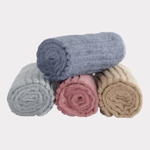 Bambus gæstehåndklæde fra Bambuni