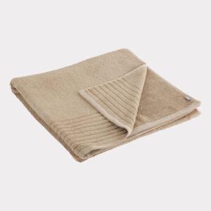 Bambus håndklæde sand Bambuni